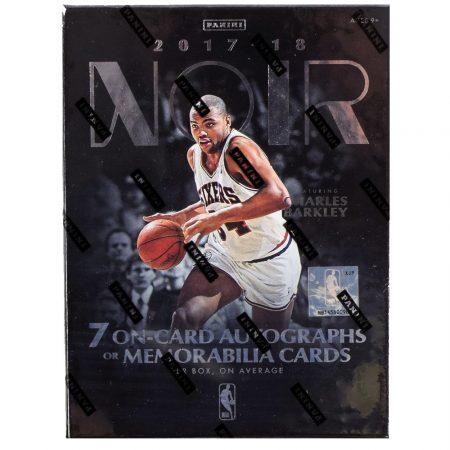 2017-18 Panini Noir Basketball Hobby Box 9536a875bb5e